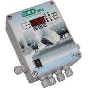 ECOBIRDS - Centralina elettronica serie digitale per impianti fino a 200 mt