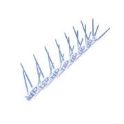 ECOBIRDS - Dissuasore d'appoggio tutto in policarbonato (60 punte/mt)