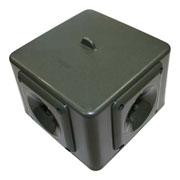 ECOBIRDS - Altoparlanti quadri-direzionali per diffusori sonori