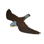 ECOBIRDS - Sagoma di falco in polipropilene