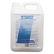 ECOBIRDS - LH Ambiente Disinfettante concentrato 5 lt